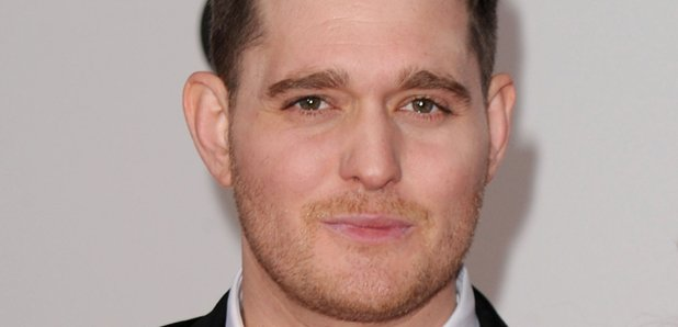 michael buble at the american music awards 2010