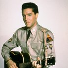 elvis presley in gi blues