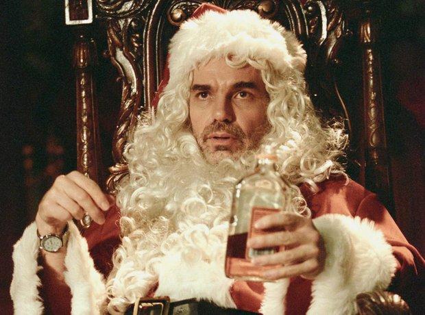 Santa's in movies