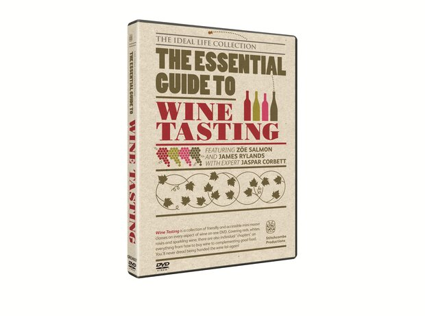 Wine Tasting – The Ideal Life Collection DVD