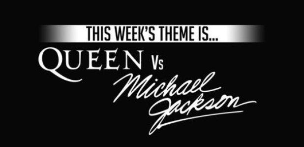 Queen Versus Michael Jackson