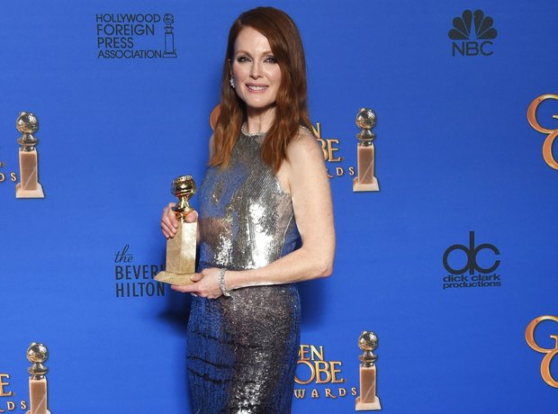 Golden Globes 2015 Julianne Moore