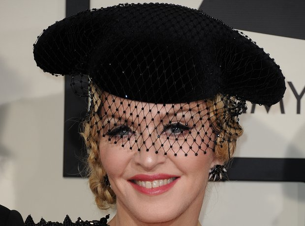 Madonna Grammys Pictures Madonna Arrives at The Grammy