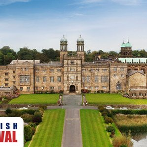 The gb British food festival