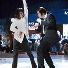 Uma Thurman and John Travolta