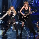 Madonna and Taylor Swift