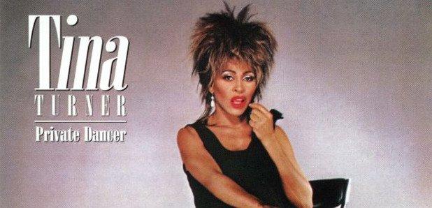 Tina Turner Private Dancer Album Cover