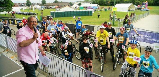 Cycle Live Nottingham