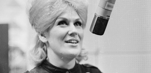 Dusty Springfield recording