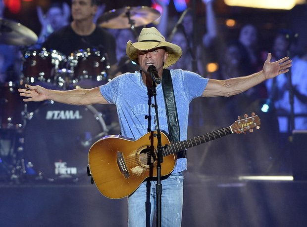 Kenny Chesney CMT Music Awards