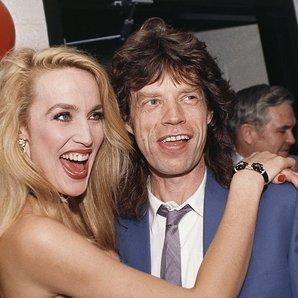 Jerry Hall Mick Jagger