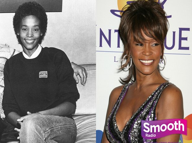 when they were young whitney