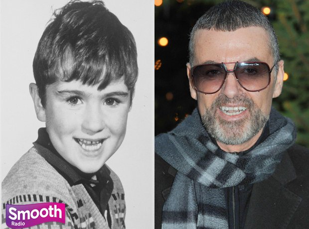 when they were young george michael