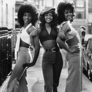 Three Degrees in London, 1974