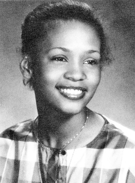 Yearbook Pictures Whitney Houston