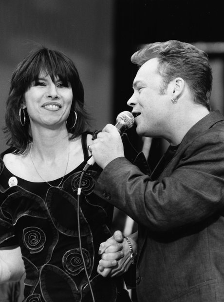 Chrissie Hynde And Ali Campbell
