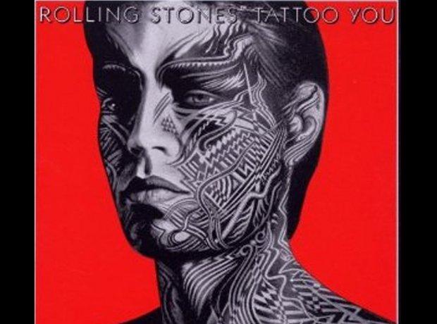 Rolling Stones 80s album covers