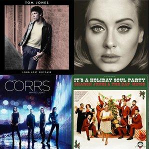 Best Albums To Buy 2015