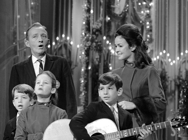 Stars At Christmas Bing Crosby