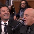 jimmy fallon billy joel sing together