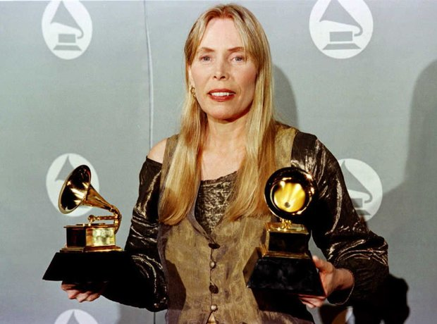 Grammys Awards Joni Mitchell