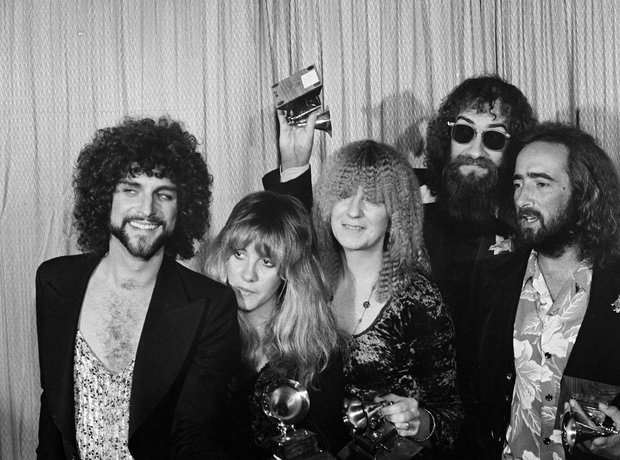 Grammys Awards History Fleetwood Mac