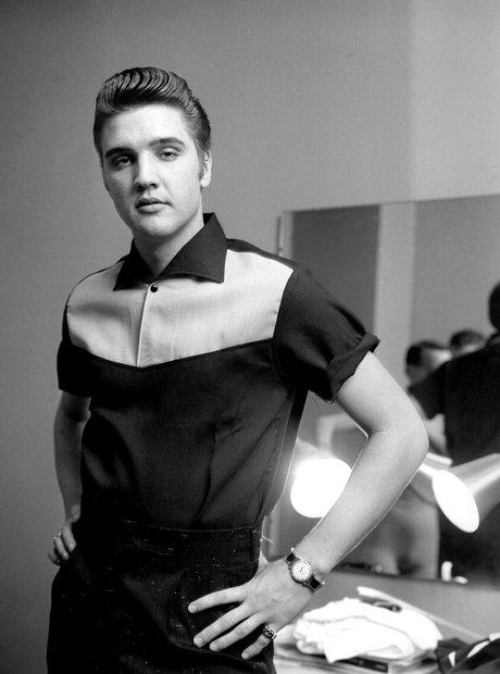 Backstage Gallery Elvis Presley