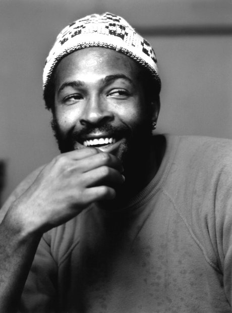 Backstage Gallery MARVIN GAYE