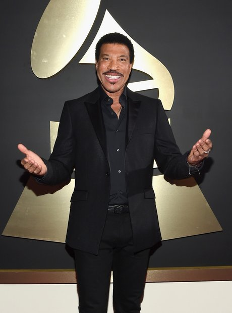 Lionel Richie Grammy Awards