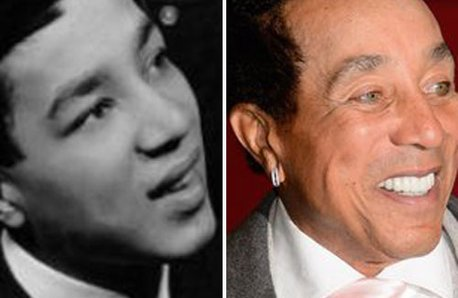 Smokey Robinson then and now 2
