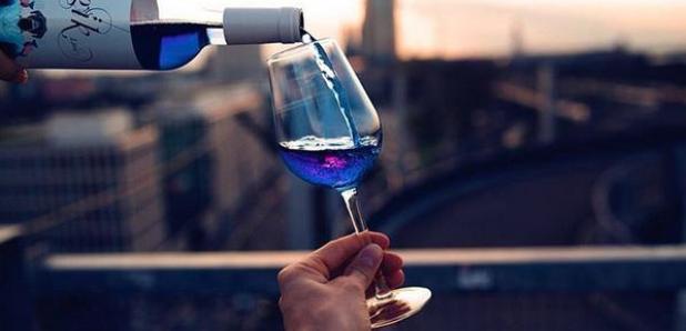 Blue Wine 'Gik'