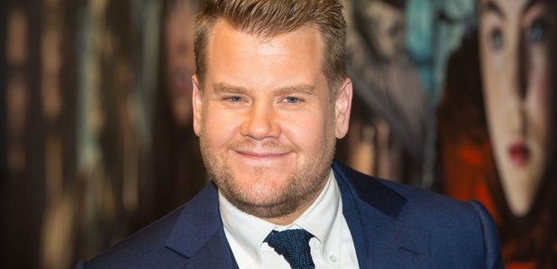 James Corden EDITORIAL