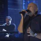 Phil Collins Performs On Jimmy Fallon