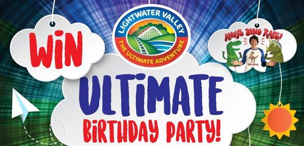 LWV Ultimate Party logo